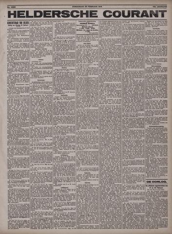 Heldersche Courant 1916-02-24