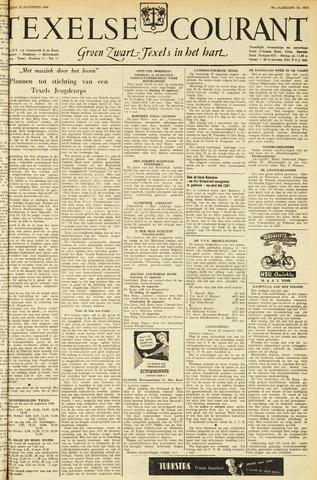 Texelsche Courant 1956-08-25