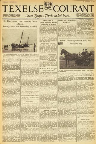 Texelsche Courant 1952-10-01
