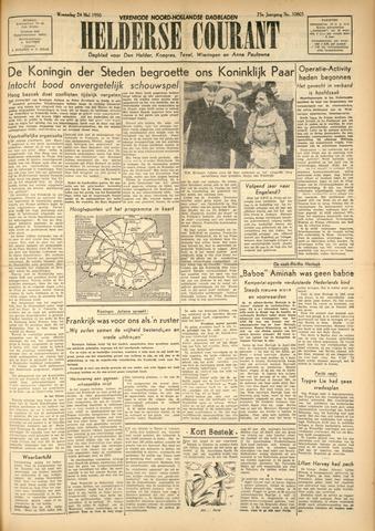 Heldersche Courant 1950-05-24