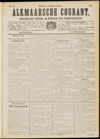 Alkmaarsche Courant 1912-09-12