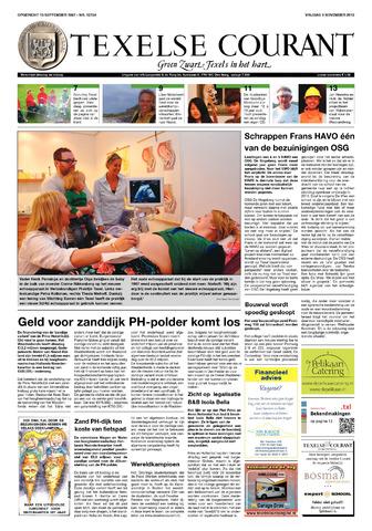 Texelsche Courant 2012-11-09