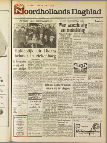 Noordhollands Dagblad : dagblad voor Alkmaar en omgeving 1967-04-07