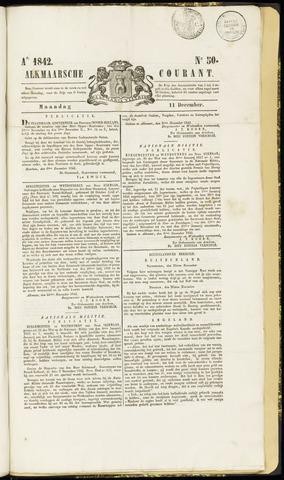 Alkmaarsche Courant 1842-12-12
