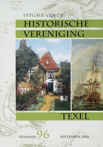 Uitgave Historische Vereniging Texel 2010-09-01