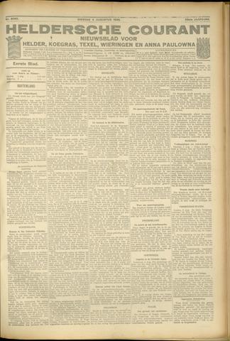 Heldersche Courant 1925-08-04