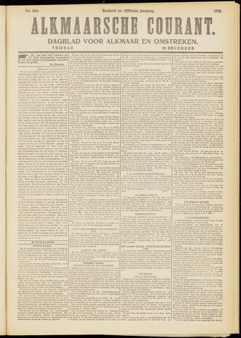 Alkmaarsche Courant 1913-12-19