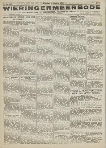 Wieringermeerbode 1944-08-16