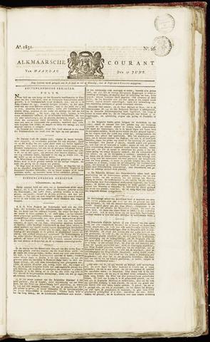 Alkmaarsche Courant 1831-06-27