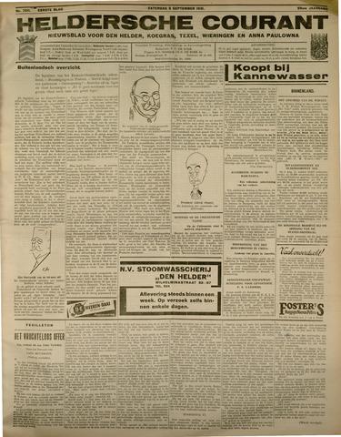Heldersche Courant 1931-09-05