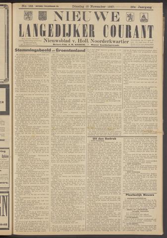 Nieuwe Langedijker Courant 1927-11-15