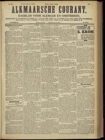 Alkmaarsche Courant 1928-07-21