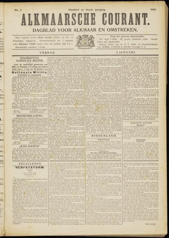 Alkmaarsche Courant 1908-01-03
