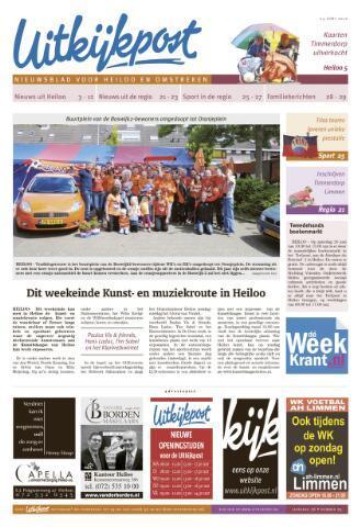 Uitkijkpost : nieuwsblad voor Heiloo e.o. 2010-06-23