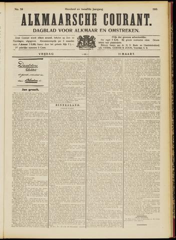 Alkmaarsche Courant 1910-03-11