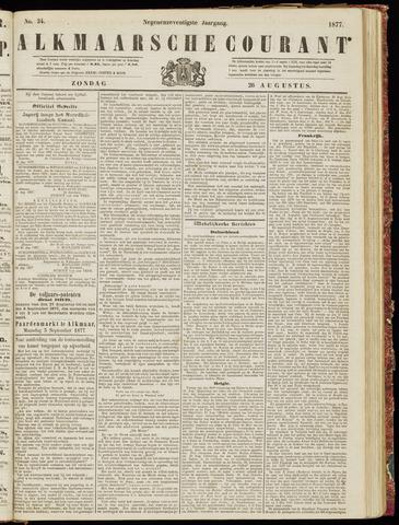 Alkmaarsche Courant 1877-08-26