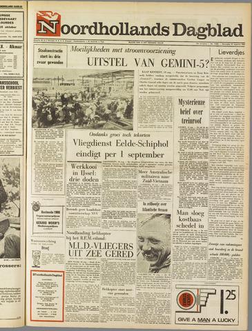 Noordhollands Dagblad : dagblad voor Alkmaar en omgeving 1965-08-18