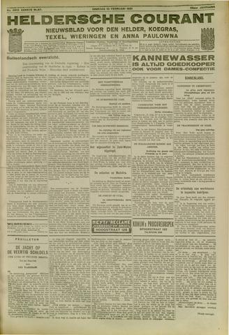 Heldersche Courant 1931-02-10