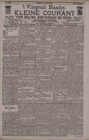 Vliegend blaadje : nieuws- en advertentiebode voor Den Helder 1897-01-16