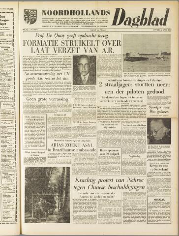 Noordhollands Dagblad : dagblad voor Alkmaar en omgeving 1959-04-28