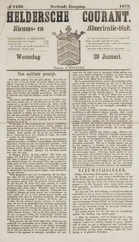 Heldersche Courant 1873-01-29