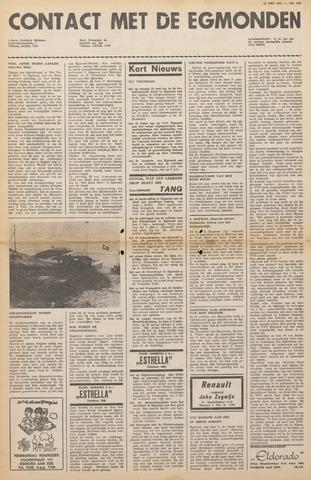 Contact met de Egmonden 1971-05-19