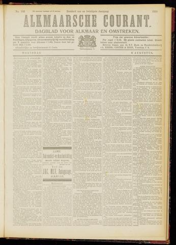 Alkmaarsche Courant 1919-08-06