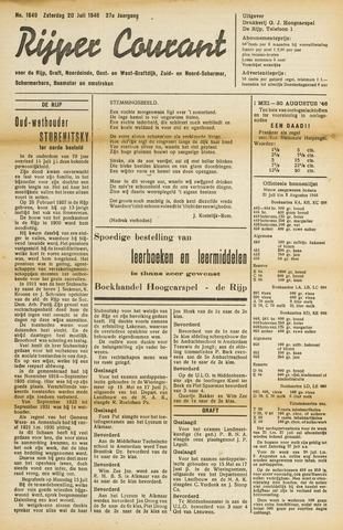 Rijper Courant 1946-07-20