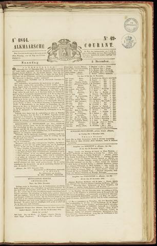 Alkmaarsche Courant 1844-12-02