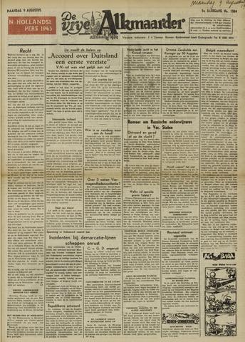 De Vrije Alkmaarder 1948-08-09