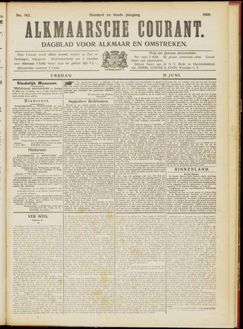 Alkmaarsche Courant 1908-06-19