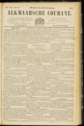 Alkmaarsche Courant 1901-10-20