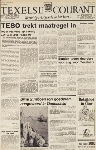 Texelsche Courant 1977-01-07