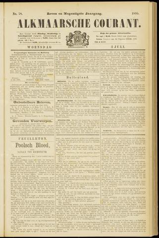 Alkmaarsche Courant 1895-07-03