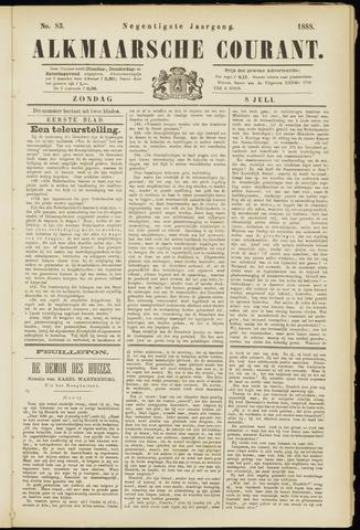 Alkmaarsche Courant 1888-07-08