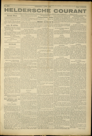Heldersche Courant 1925-04-02