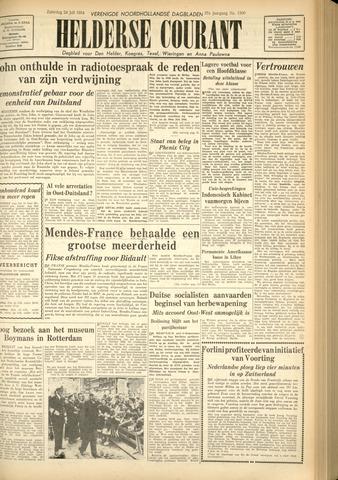Heldersche Courant 1954-07-24