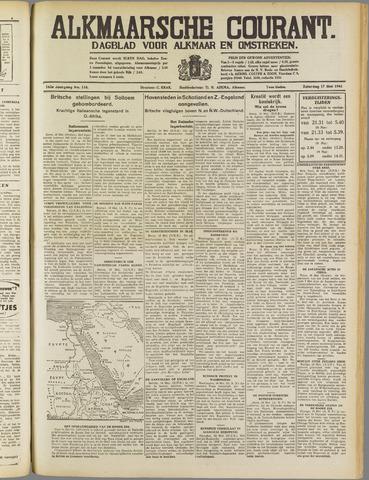 Alkmaarsche Courant 1941-05-17