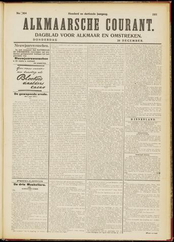 Alkmaarsche Courant 1911-12-28