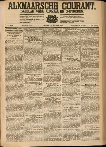 Alkmaarsche Courant 1930-07-21