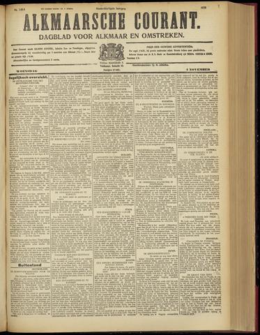 Alkmaarsche Courant 1928-11-07
