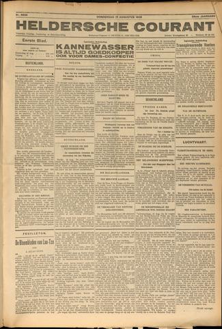 Heldersche Courant 1928-08-16