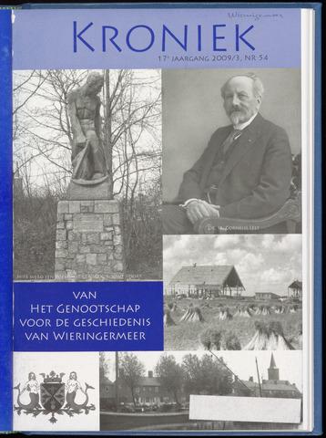 Kroniek Historisch Genootschap Wieringermeer 2009-12-01