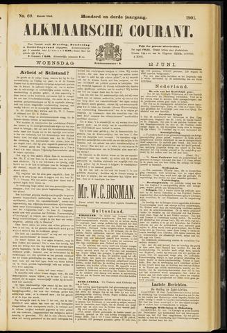 Alkmaarsche Courant 1901-06-12