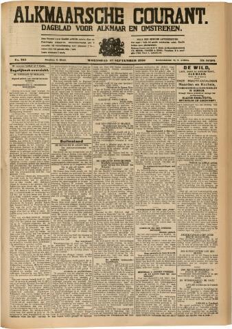 Alkmaarsche Courant 1930-09-10