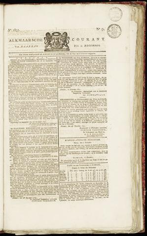 Alkmaarsche Courant 1831-12-12