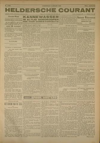 Heldersche Courant 1930-01-09