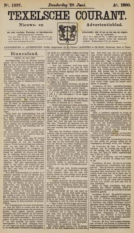 Texelsche Courant 1900-06-28