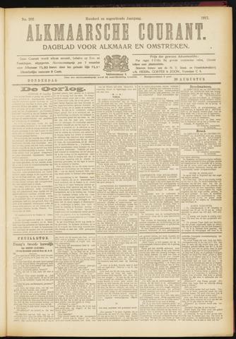 Alkmaarsche Courant 1917-08-30