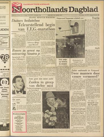 Noordhollands Dagblad : dagblad voor Alkmaar en omgeving 1963-12-10